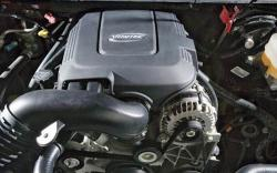 CHEVROLET SUBURBAN 4X4 engine
