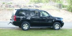 CHEVROLET TAHOE 4WD brown