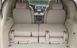 CHEVROLET TAHOE interior