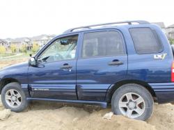 CHEVROLET TRACKER 2.0 blue