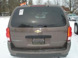 CHEVROLET UPLANDER brown