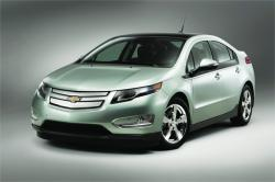 CHEVROLET VOLT green