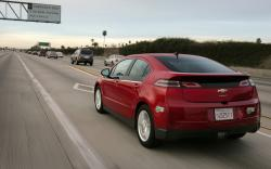 CHEVROLET VOLT red