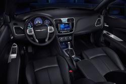 CHRYSLER 200 CONVERTIBLE blue