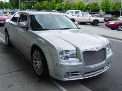 CHRYSLER 300C silver