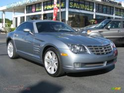 CHRYSLER CROSSFIRE AUTOMATIC blue