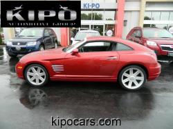 CHRYSLER CROSSFIRE AUTOMATIC brown
