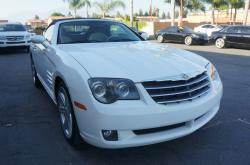 CHRYSLER CROSSFIRE AUTOMATIC green