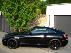 CHRYSLER CROSSFIRE black