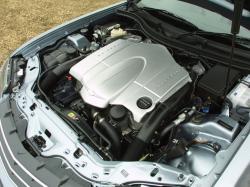 CHRYSLER CROSSFIRE engine