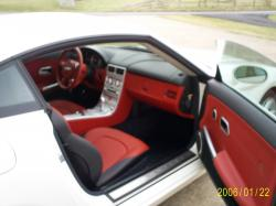 CHRYSLER CROSSFIRE red