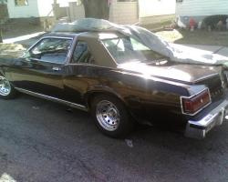 CHRYSLER LEBARON brown