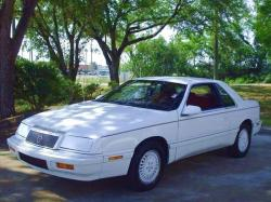 CHRYSLER LEBARON white