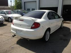 CHRYSLER NEON RT white