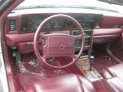 CHRYSLER PHANTOM interior