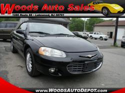 CHRYSLER SEBRING 2.7 black