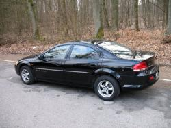CHRYSLER SEBRING 2.7 blue