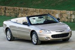 CHRYSLER SEBRING 2.7 brown