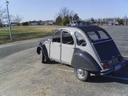 CITROEN 2CV brown