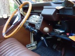 CITROEN 2CV interior