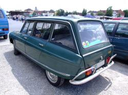 CITROEN AMI brown