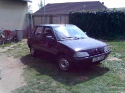 CITROEN AX brown