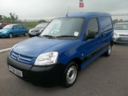 CITROEN BERLINGO 1.6 blue
