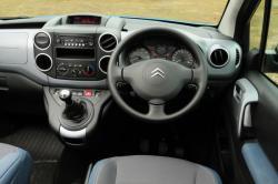 CITROEN BERLINGO 1.6 interior