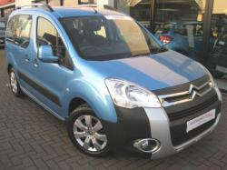 CITROEN BERLINGO MULTISPACE blue