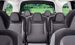 CITROEN BERLINGO MULTISPACE brown
