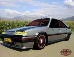 CITROEN BX 1.6 brown