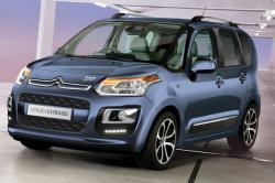 CITROEN C3 PICASSO brown