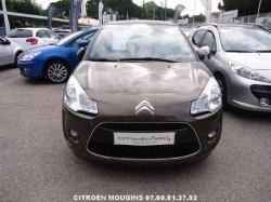 CITROEN C3 brown