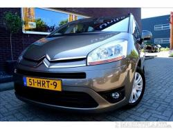 CITROEN C4 PICASSO brown