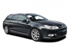 CITROEN C5 TOURER black