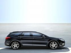CITROEN C5 TOURER blue