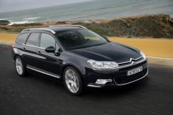 CITROEN C5 TOURER red