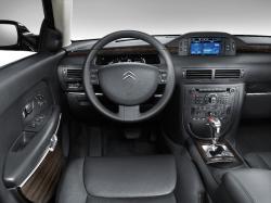 CITROEN C6 2.2 interior