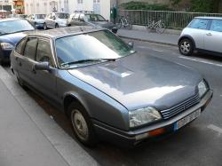 CITROEN CX 2.0 green