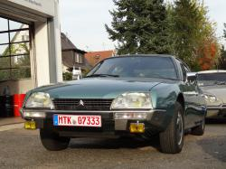 CITROEN CX 2.0 white