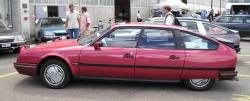 CITROEN CX red
