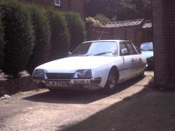 CITROEN CX white