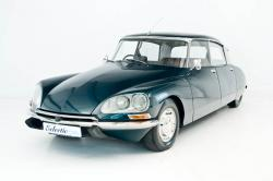CITROEN DS green