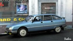 CITROEN GSA green