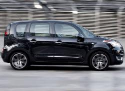 CITROEN PICASSO black