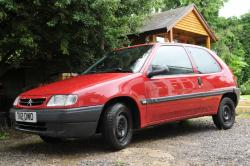 CITROEN SAXO 1.0 black