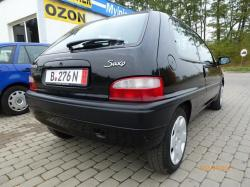 CITROEN SAXO black