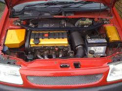 CITROEN SAXO engine