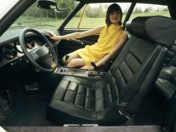 CITROEN SM INJECTION interior
