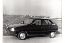 CITROEN VISA black